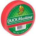 Duck Masking Tape 0.94\u0027\u0027x30 yds-Red