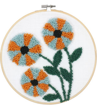 Punch Needle Embroidery Kits & Patterns | JOANN