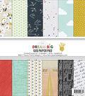Fancy Pants Designs Single-Sided Paper Pad 6\u0022X6\u0022-Dream Big