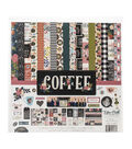 Echo Park Collection Kit 12\u0022X12\u0022-Coffee