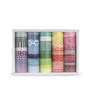 Park Lane 45 pk Washi Tapes-Basics, , hi-res