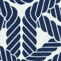 P/K Lifestyles Outdoor Fabric-Navy Topsail Trellis
