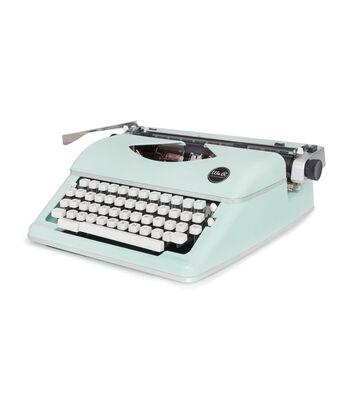 We R Typecast Typewriter-Mint
