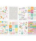 Dream Big Stickers 4\u0022X6\u0022 8/Pkg