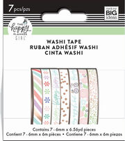 The Happy Planner Girl Daydreamer Collection Washi Tape, , hi-res