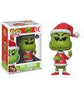 Funko POP The Grinch-Santa Grinch