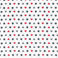 Wide Flannel Fabric -Paw Print And Heart