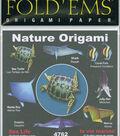 Fold \u0027Ems Origami Paper 6\u0022X6\u0022 27/Pkg-Sea Life