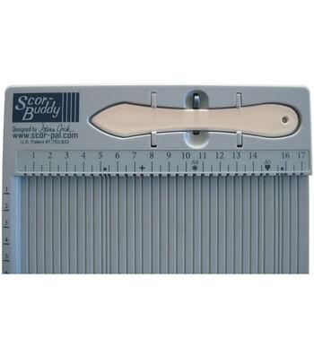 Scor-Buddy Mini Scoring Board 24cmx19cm-Metric