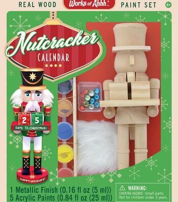 Works of Ahhh Nutcracker Calendar