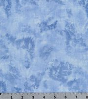 Keepsake Calico Cotton Fabric -Sky Marbled Texture, , hi-res