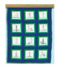 Jack Dempsey Stamped Themed Quilt Blocks Lighthouses