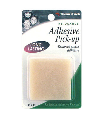 "Thermoweb 2""x2"" Adhesive Pick-Up"