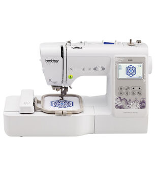Brother SE600 2-in-1 Sewing & Embroidery Machine