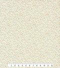Patriotic Cotton Fabric 45\u0022-Star Swirls