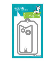 Lawn Fawn Lawn Cuts Custom Craft Die -Everyday Tags, , hi-res