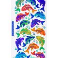 Sticko Metallic Stickers-Fantastic Fish