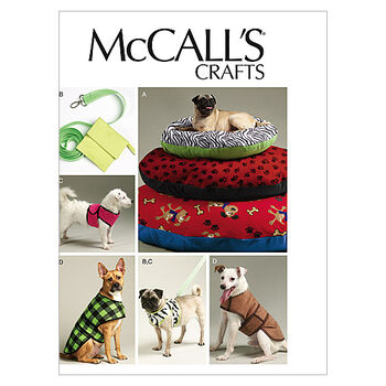 McCall's Crafts Pets-M6455