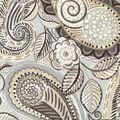 Waverly Upholstery Décor Fabric 9\u0022x9\u0022 Swatch-Mayan Market Mineral