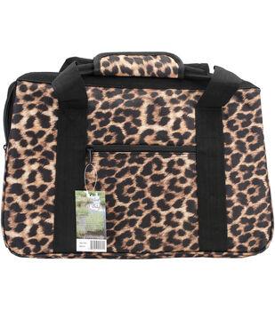 JanetBasket 18''x10''x12'' Eco Bag-Leopard