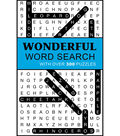 Wonderful Word Search Book-With over 300 Puzzles