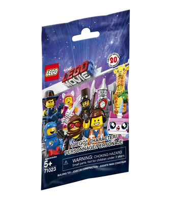 LEGO Minifigures 2 the LEGO Movie 2 71023