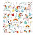 Life Organized 144 pk Micro Stickers-Unicorns