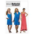 Mccall Pattern B5643 A5 (6-8-10-Butterick Pattern