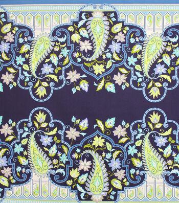 Solarium Outdoor Fabric 54''-Alviero Lagoon