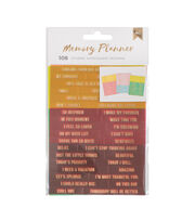American Crafts 108 Pack Memory Planner Stickers-Word Jumble, , hi-res