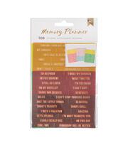 American Crafts 108 Pack Memory Planner Stickers-Word Jumble, , hi-res