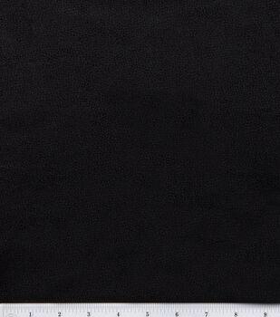 Alova Distressed Fabric -Caviar