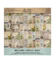 Paper Stash Vellum Wallflower, , hi-res