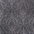 Brocade Fabric-Silver Wild Tapestry