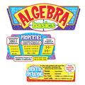 TREND enterprises, Inc. Algebra Basics Bulletin Board Set, 2 Sets