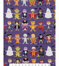 Halloween Cotton Fabric-You + Me = Scary!