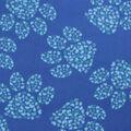 Blizzard Fleece Fabric-Blue Heart & Paw Cluster