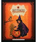 Halloween Cotton Fabric 43\u0022-Bewitching Hour Panel