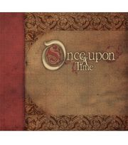 Diecuts With A View 12''x12'' Postbound Album-Once Upon A Time, , hi-res