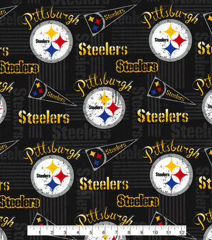 NFL Pittsburgh Steelers Retro Cotton