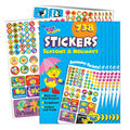 Trend Enterprises Inc. Seasons & Holidays Sticker Pad, 738 Stickers/Pad