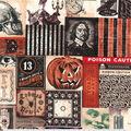 Halloween Cotton Fabric-Halloween Mysteries