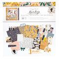 American Crafts Maggie Holmes 12\u0022x12\u0022 Paper Pad-Heritage