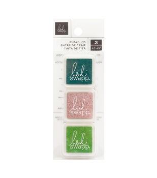 Heidi Swapp Art Walk Mini Chalk Ink Stamp
