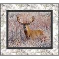 Quilt Kit-Kings Camo Whitetail Deer  by Riley Blake