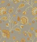 Home Decor 8\u0022x8\u0022 Fabric Swatch-Waverly Tilly Trail Sterling