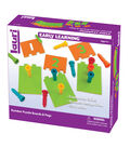 PlayMonster Lauri Number Puzzle Boards & Pegs