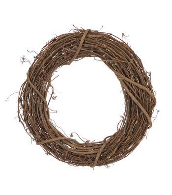 """12"""" Grapevine Wreath"""