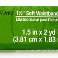 Dritz 1 1/2\u0022 Soft Waistband Elastic Purple