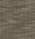 Waverly Upholstery Fabric 56\u0022-Tabby/Graphite